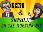 Keith and Dawn